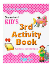 Practicing Good Habits - Kid's 3rd Activity Book - General Awareness