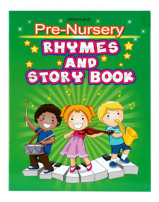 Pre-Nursery Rhymes & Story Books