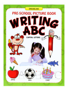 Pre-School Picture Book Writing ABC