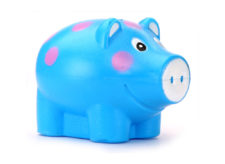 Speedage Piggy Bank Popular - Blue