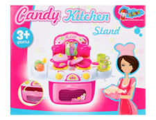 Sunny Candy Kitchen Stand