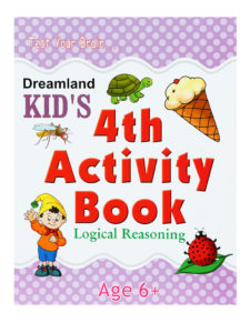 Test Your Brain - 4th Activity Book - Logical Reasoning