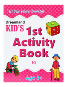 Test Your General Knowledge - Kid's 1st Activity Book - IQ