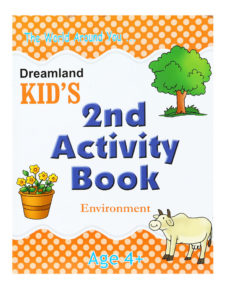 The World Around You - Kid's 2nd Activity Book - Environment