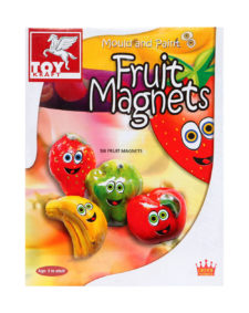 Toy Kraft Fruits Magnet Moulds