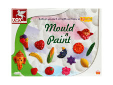 Toy Kraft Mould & Paint