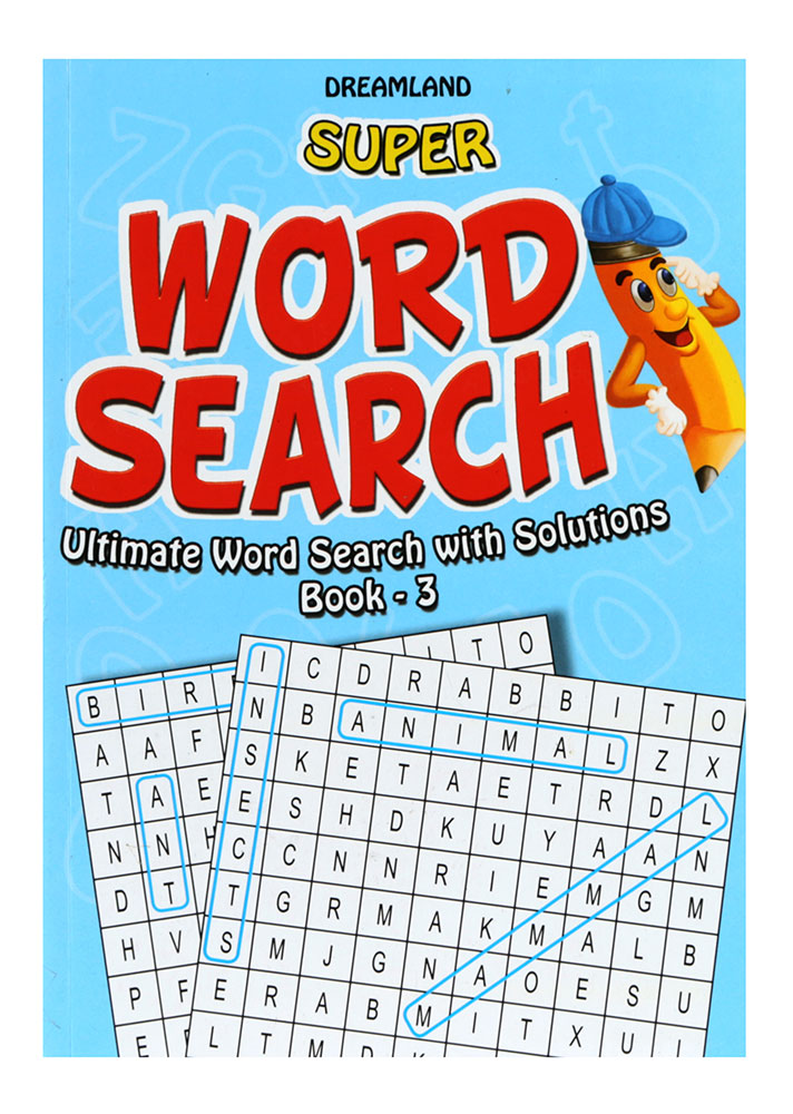 Buy Word Search Book Part 3 Online In India Kheliya Toys