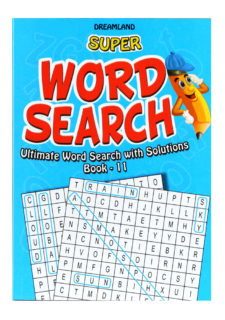 Word Search Book - Part 11