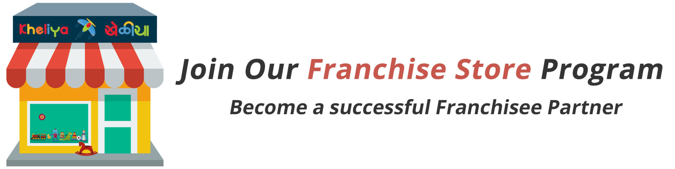 Join Our Franchise Store Program