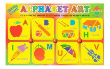 Alphabet Art - Educational Game