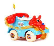 Anand Cartoon Telephone Car