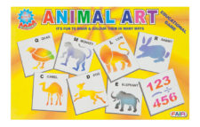 Animal Art - Educational Game