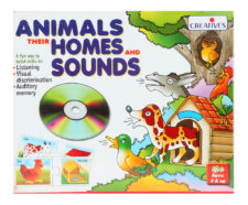 Animals, Their Home & Sounds