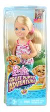 Barbie And Her Sisters In The Great Puppy Adventure (Red)