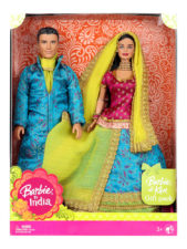 Barbie And Ken (Blue-Red)