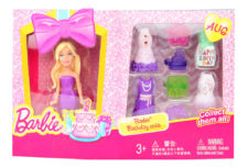 Barbie Birthday Series - Aug