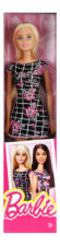 Barbie Brand Entry Doll - Checks Pattern