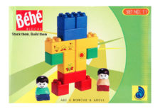 Bebe Blocks - Stack Them And Build Them
