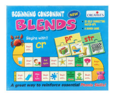 Blends Beginning Consonant