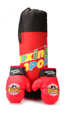 Boxing Set - Red - Boxing Fighter
