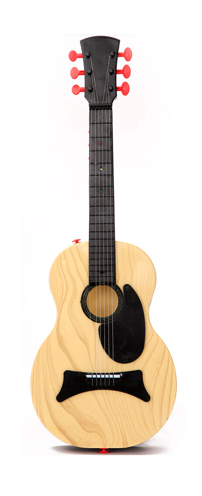 Classical Guitar (With Shoulder Strap)