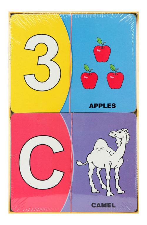 Colour It Wipe It - Alphabets And Numbers