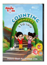Counting Number 1 To 100 VCD