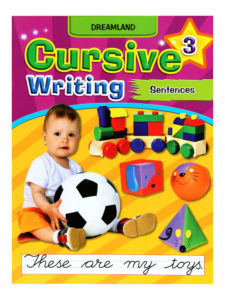 Cursive Writing Sentence-Part 3