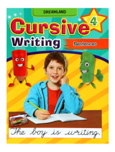 Cursive Writing Sentence-Part 4