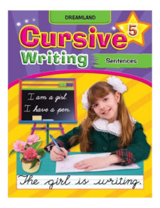 Cursive Writing Sentence - Part 5
