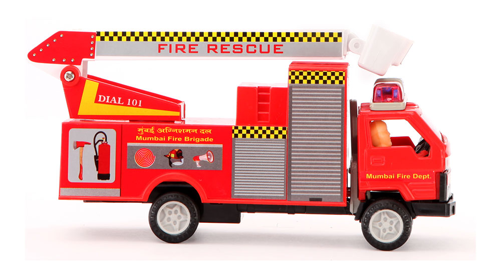 Buy Fire Brigade Truck Online In India Kheliya Toys
