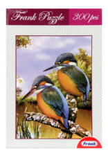 Frank Puzzle  Kingfisher Birds 300 Pcs