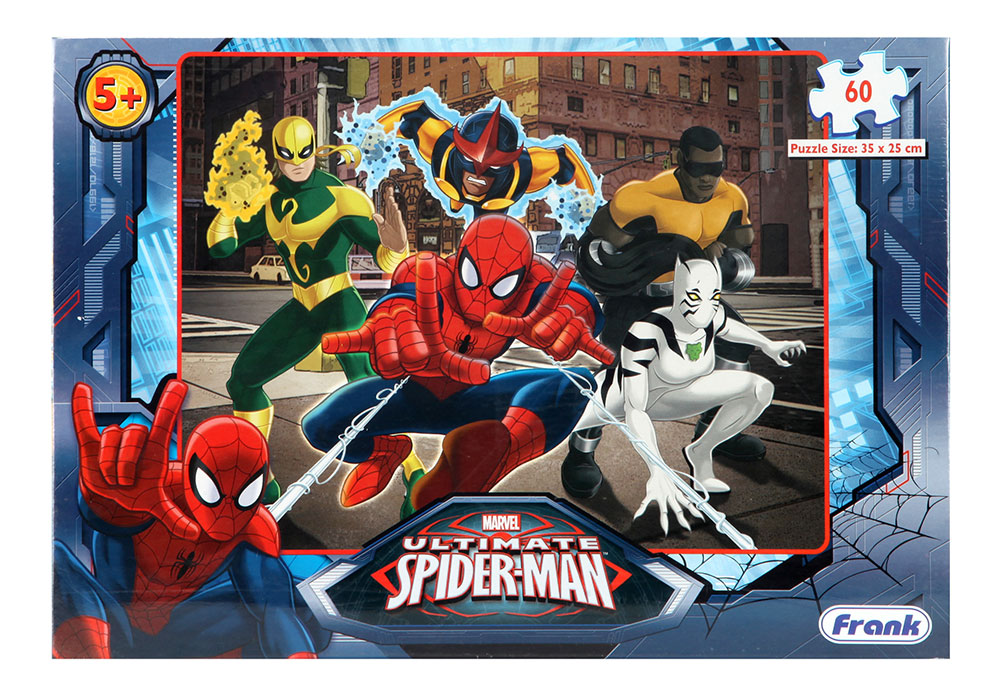 Buy Frank Puzzle The Ultimate Spider Man 60 Pcs Online In