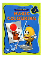 Fun With Water Magic Colouring 3