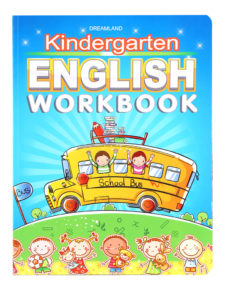Kindergarden English Work Book