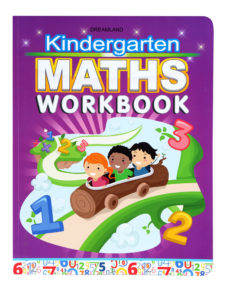 Kindergarten Maths Workbook