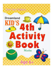 Know Your Numbers - 4th Activity Book - Maths