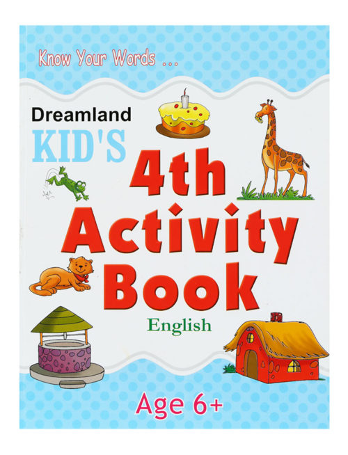 Know Your Words - 4th Activity Book - English