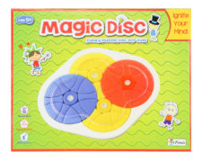 Magic Disc - Funky Puzzle