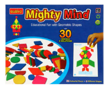 Mighty Mind - Educational Fun With Geometric Shapes