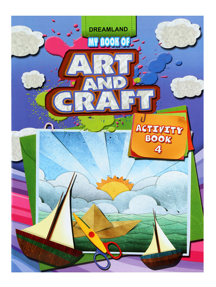 Book Cover Art And Craft ~ Buy my book of art craft part online in india