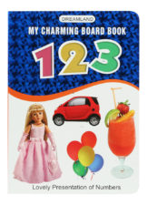 My Charming Board Book - Numbers