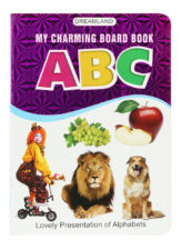 My Charming Board Book - ABC