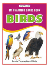 My Charming Board Book - Birds