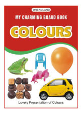 My Charming Board Book - Colours