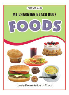 My Charming Board Book - Foods