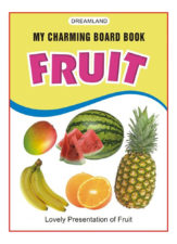 My Charming Board Book - Fruits