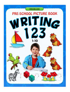 Pre-school Picture Book Writing 123 (1 to 10)