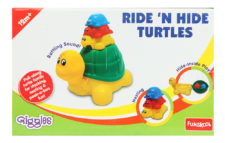 Ride And Hide Turtles
