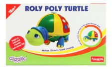 Roly Poly Turtle